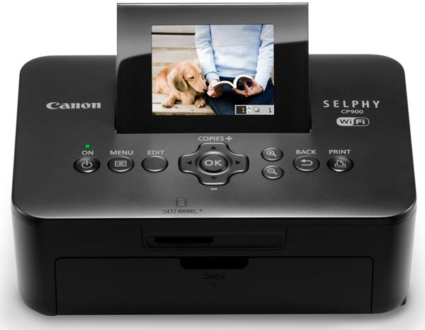 Canon Selphy CP900 Ink Cartridges
