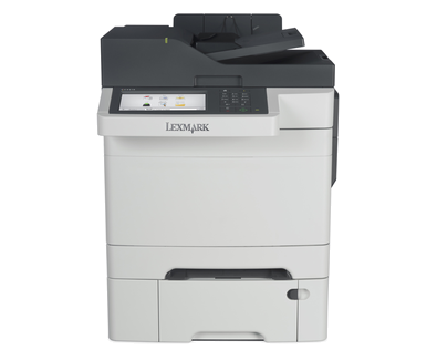 Lexmark CX510dthe Toner Cartridges