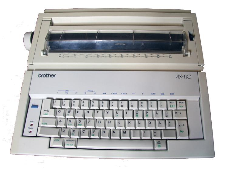 Brother AX-110 Ink Cartridges