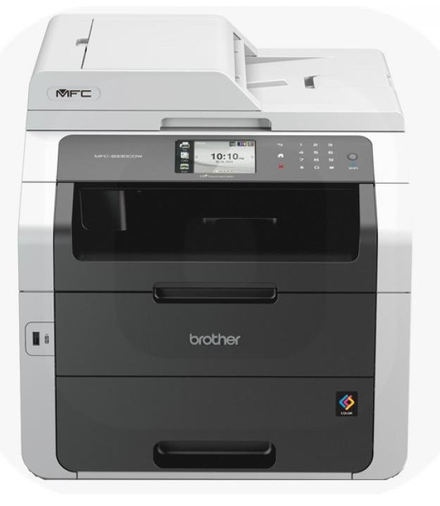 Brother MFC-9330CDW Toner Cartridges