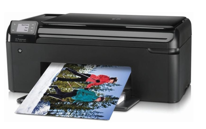 HP Photosmart B010a All-in-One Ink Cartridges