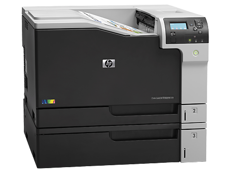 HP Colour LaserJet Enterprise M750dn Toner Cartridges