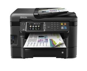 Epson WorkForce WF-3640DTWF Ink Cartridges