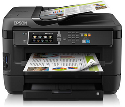 Epson WorkForce WF-7620DTWF Ink Cartridges