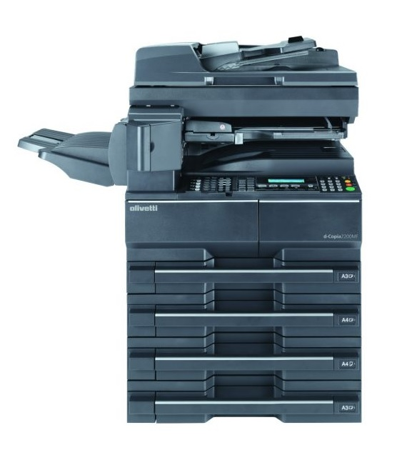 Olivetti D-copia 2200MF Toner Cartridges