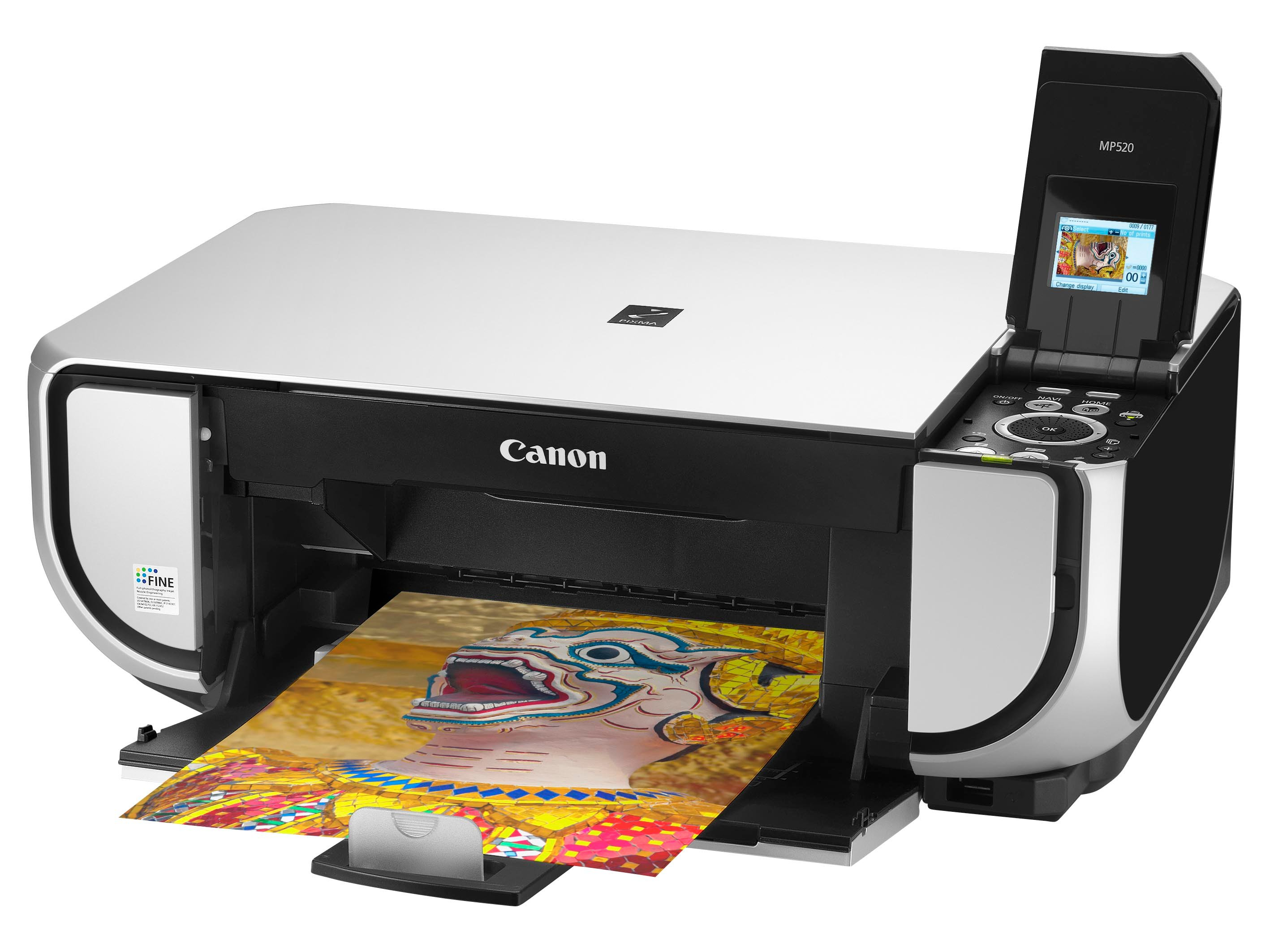 Canon Pixma MP520 Ink Cartridges