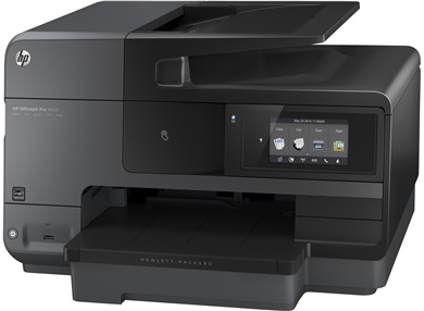 HP Officejet Pro 8620 e-All-in-One Ink Cartridges