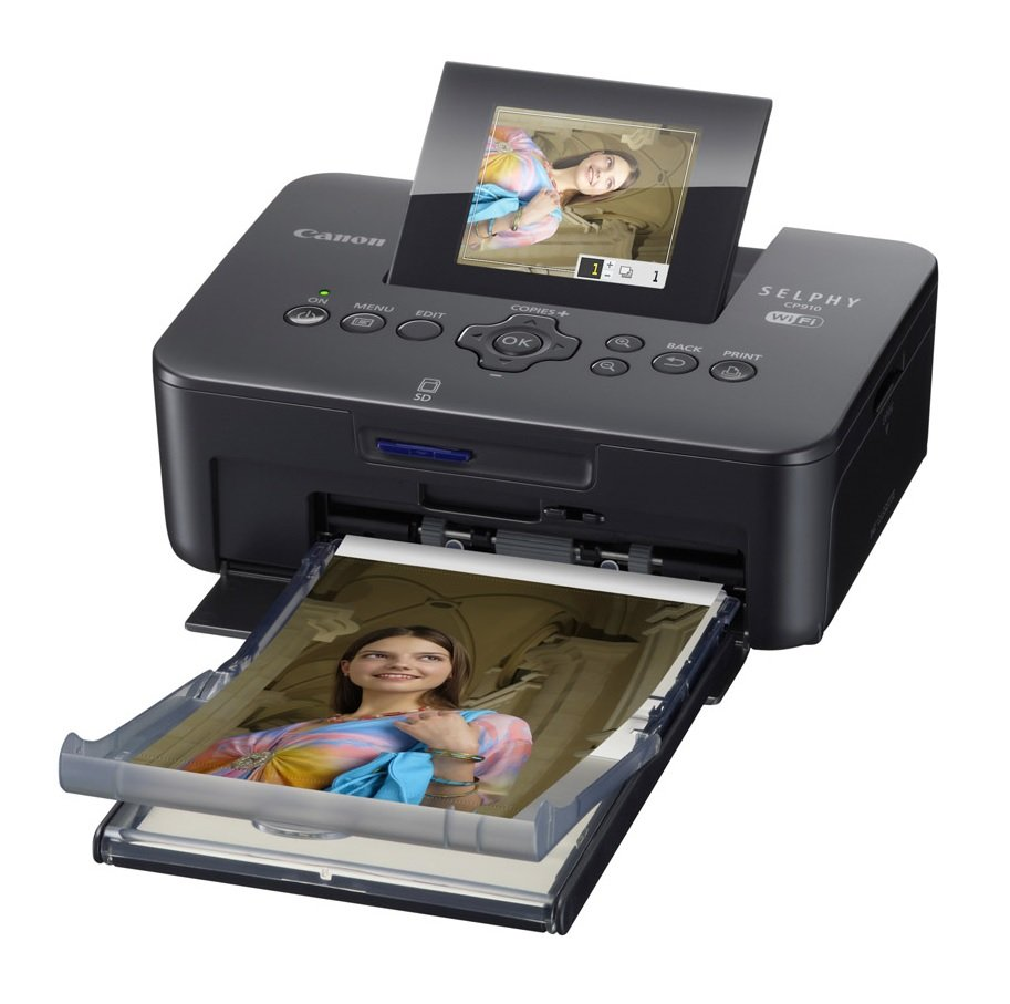 Canon Selphy CP910 Ink Cartridges