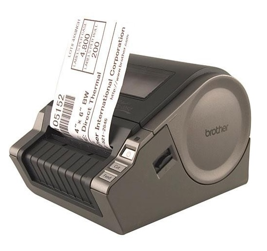 Brother QL-1050N Label Tape