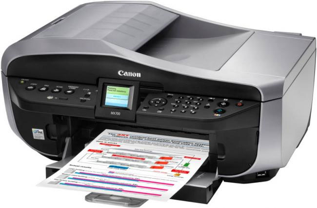 Canon Pixma MX700 Ink Cartridges