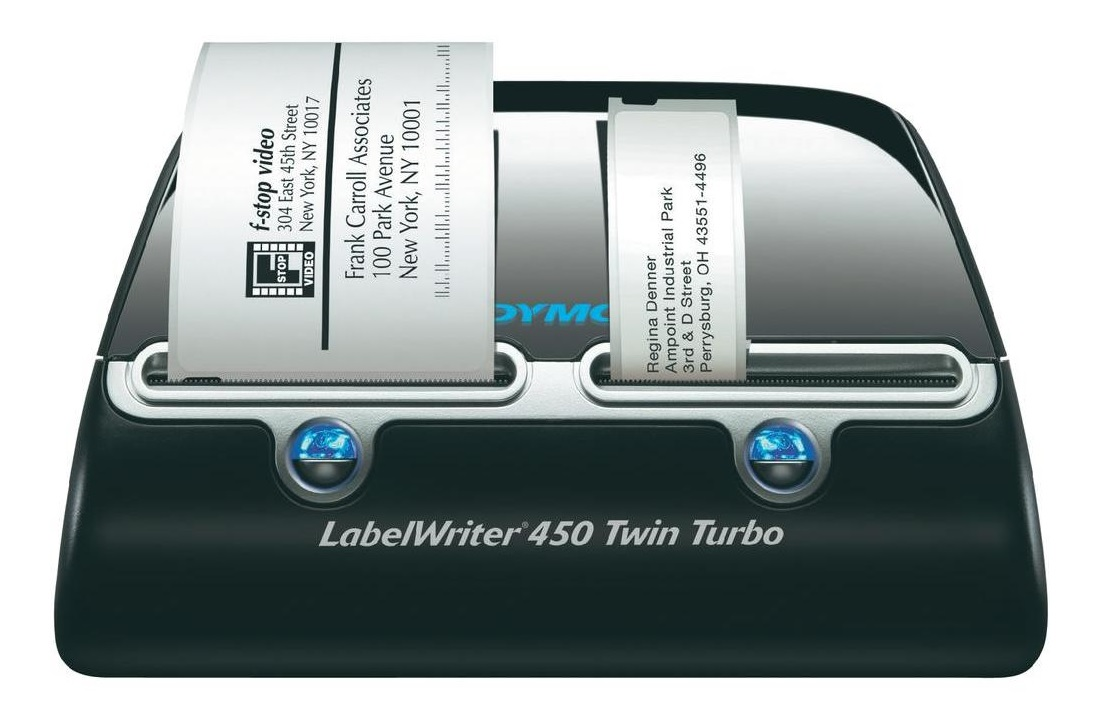 Dymo LabelWriter 450 Twin Turbo Label Tape