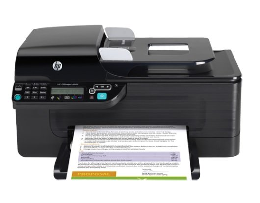 HP Officejet 4500 All-in-One G510g Ink Cartridges