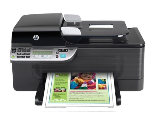 HP Officejet 4500 Wireless All-in-One G510n Ink Cartridges