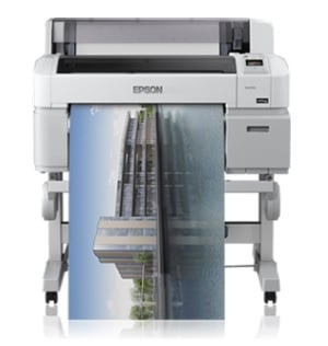 Epson SureColor SC-T3000 w-o stand Ink Cartridges
