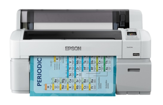 Epson SureColor SC-T3200 w-o stand Ink Cartridges