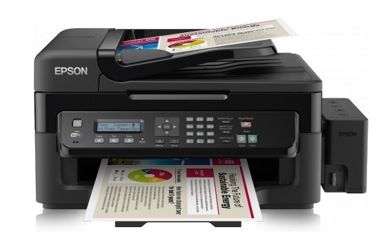 Epson EcoTank L555 Ink Cartridges