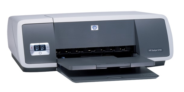 HP Deskjet 5740xi Ink Cartridges