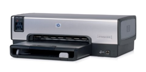 HP Deskjet 6540d Ink Cartridges