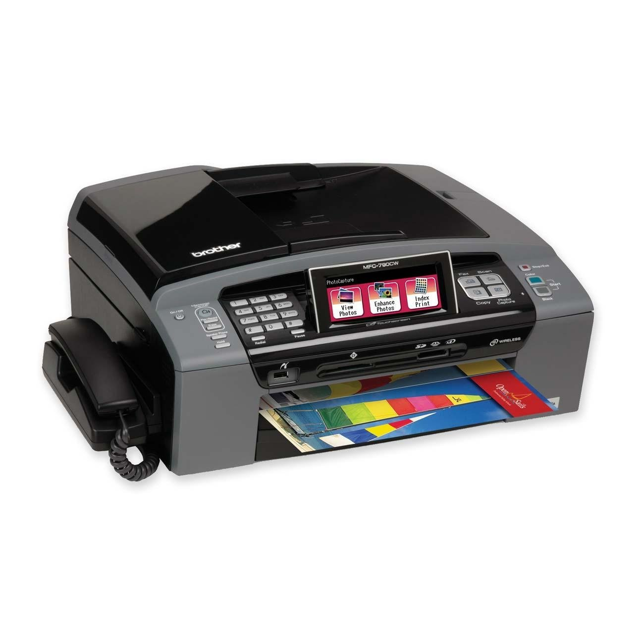 Brother MFC-790CW Ink Cartridges