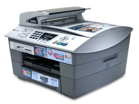Brother MFC-5840 Ink Cartridges