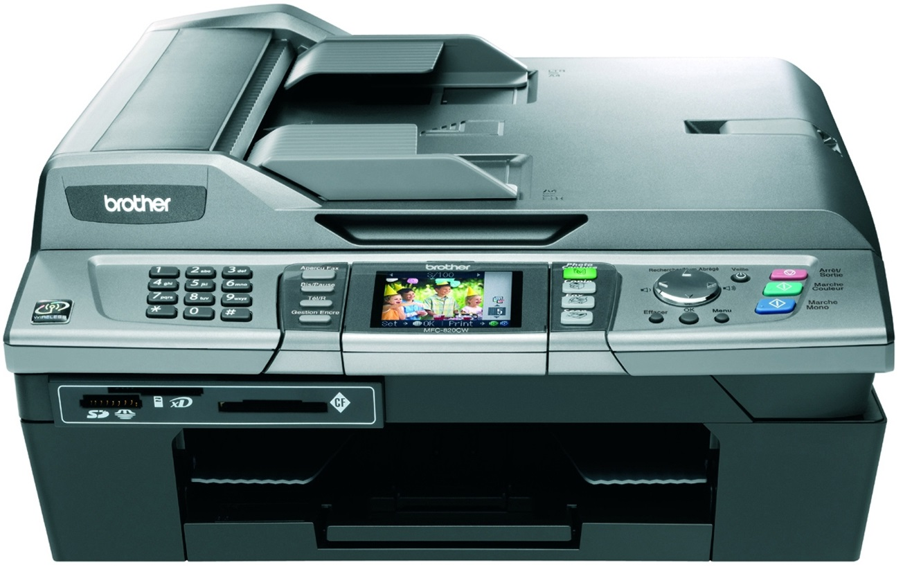 Brother MFC-820CW Ink Cartridges