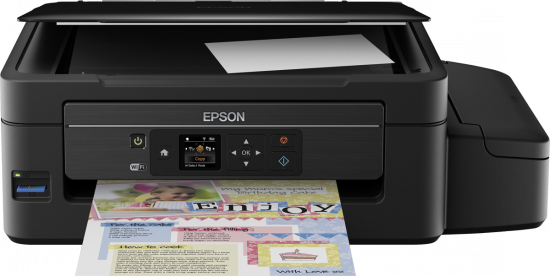 Epson EcoTank ET-2550 Ink Cartridges