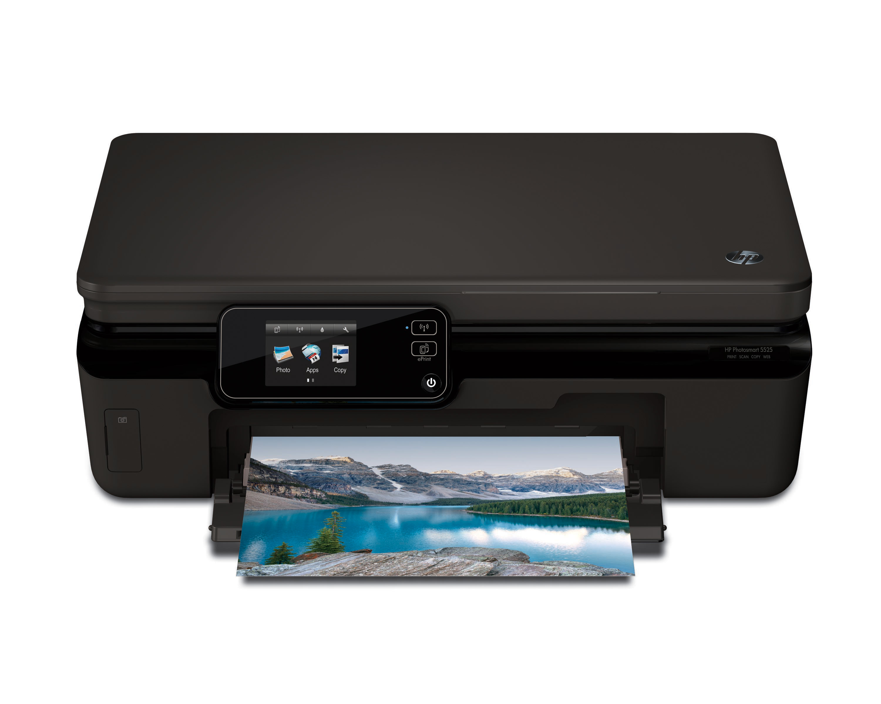 HP Photosmart 5525 e-All-in-One Ink Cartridges