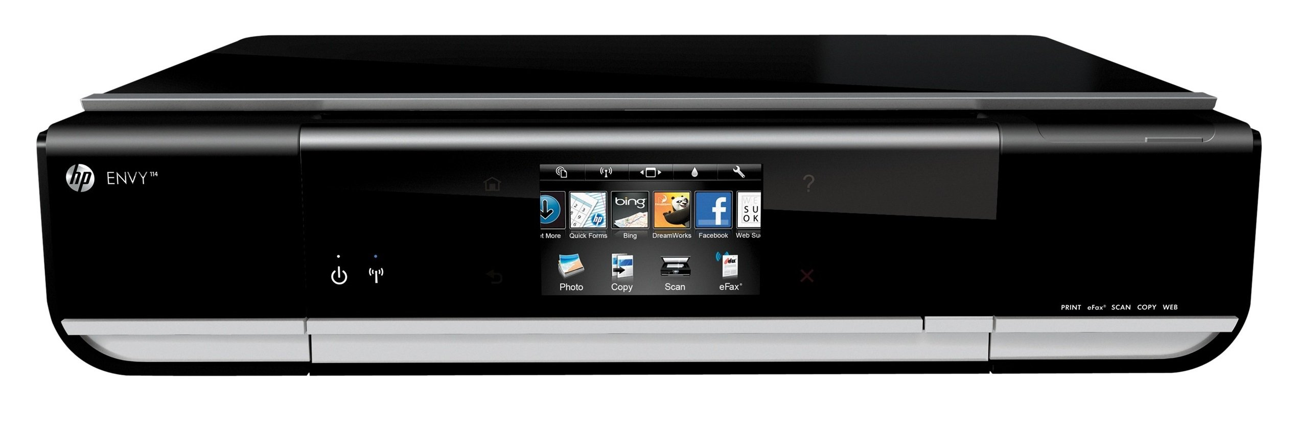 HP Envy 114 e-All-in-One Ink Cartridges