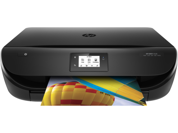 HP Envy 4527 All-in-One Ink Cartridges