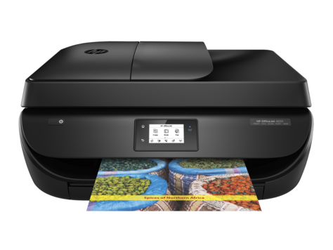 HP Officejet 4652 All-in-One Ink Cartridges