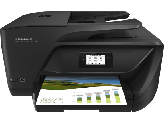 HP Officejet Pro 6950 All-in-One Ink Cartridges