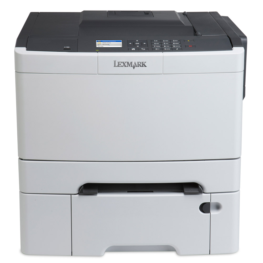Lexmark CS410dtnw Toner Cartridges