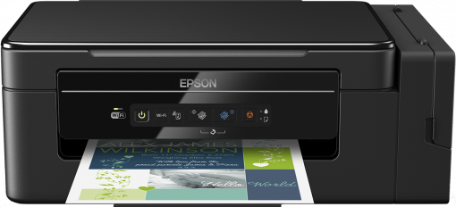 Epson EcoTank ET-2600 Ink Cartridges