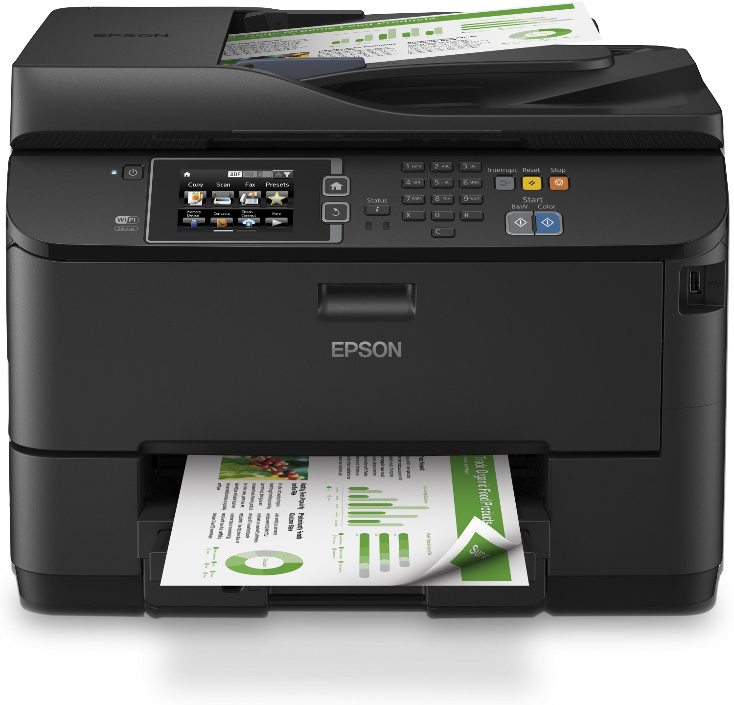 Epson WorkForce Pro WF-4730DWF Ink Cartridges