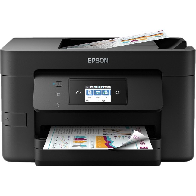 Epson WorkForce Pro WF-4725DWF Ink Cartridges