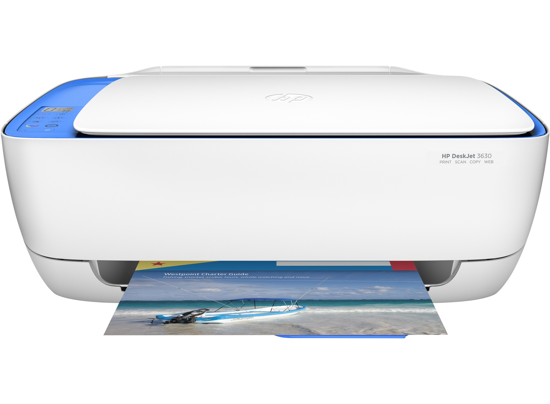 HP Deskjet 3637 All-in-One Ink Cartridges