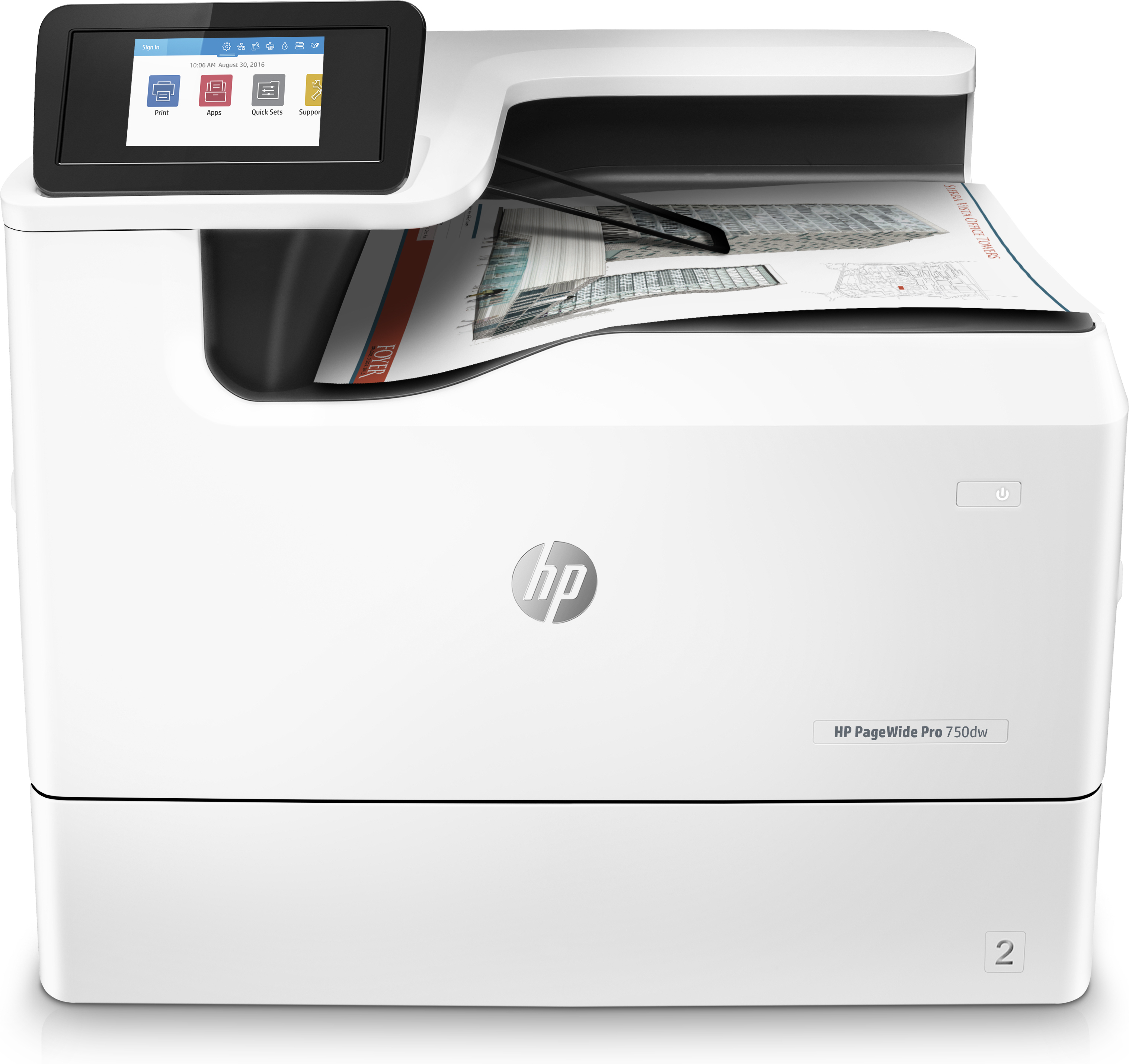 HP PageWide Pro 750dw Ink Cartridges