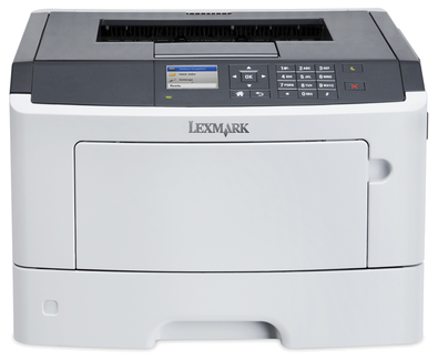 Lexmark MS517dn Toner Cartridges