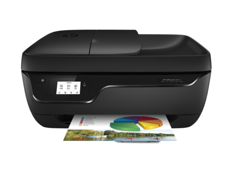 HP Officejet 3834 Ink Cartridges