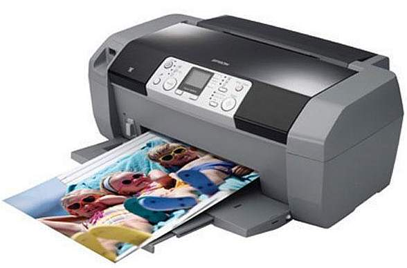 Epson Stylus Photo R245 Ink Cartridges