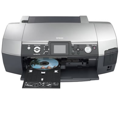 Epson Stylus Photo R340 Ink Cartridges