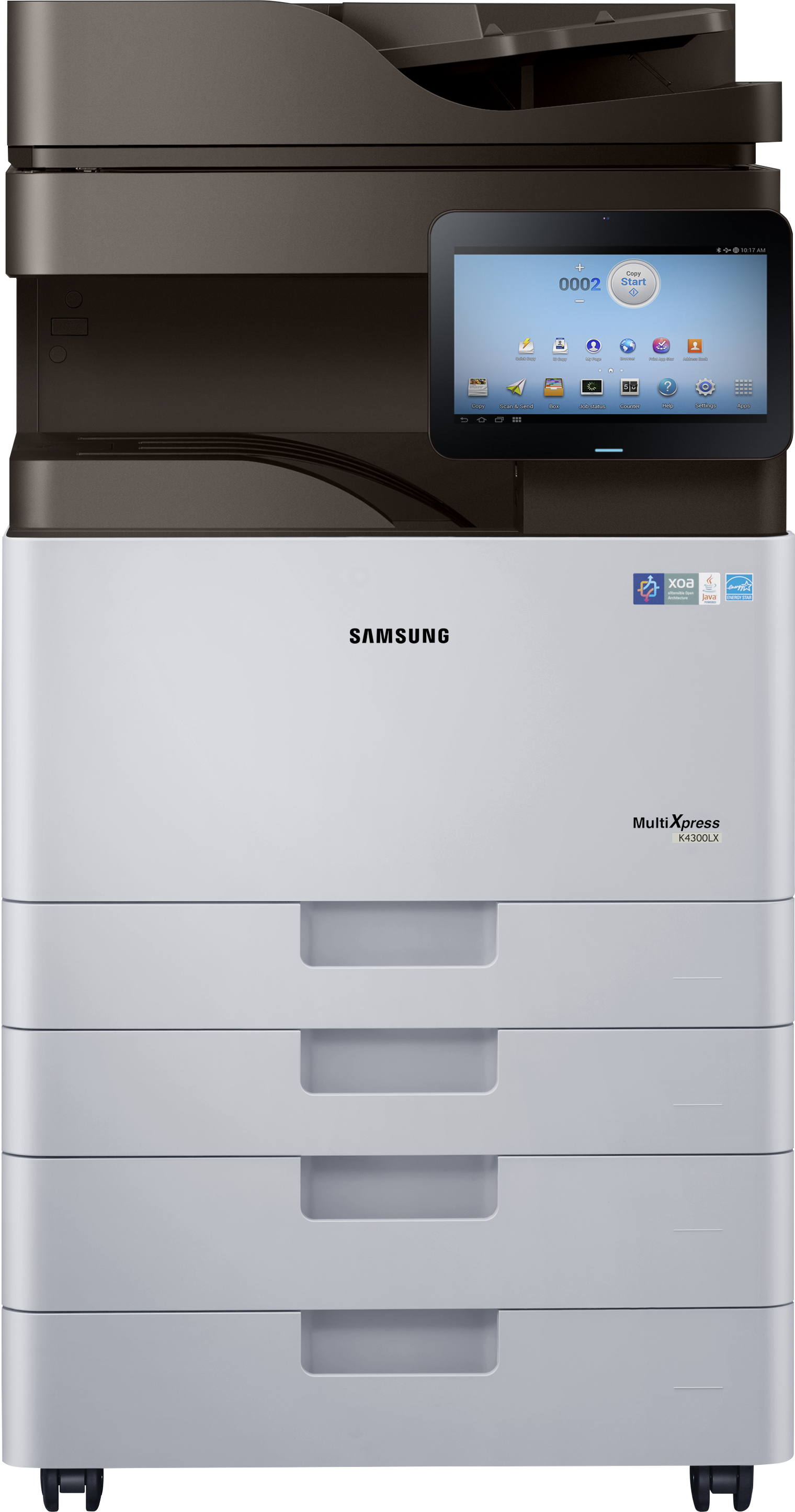 Samsung MultiXpress SL-K4300LX Toner Cartridges