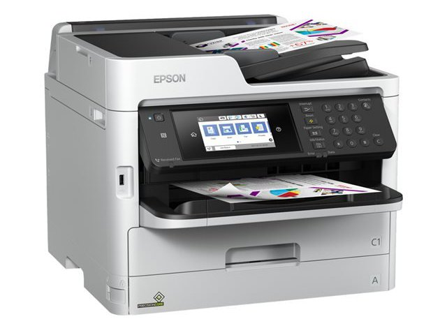 Epson WorkForce Pro WF-C8610DWF Ink Cartridges