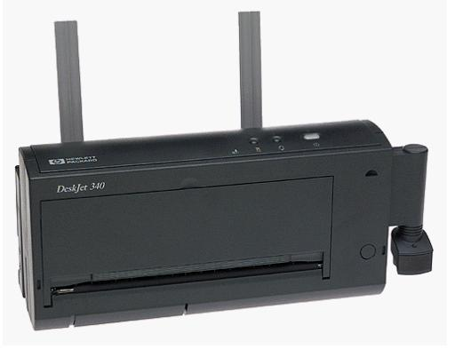 HP Deskjet 340 Ink Cartridges
