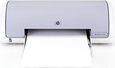 HP Deskjet 3550 Ink Cartridges