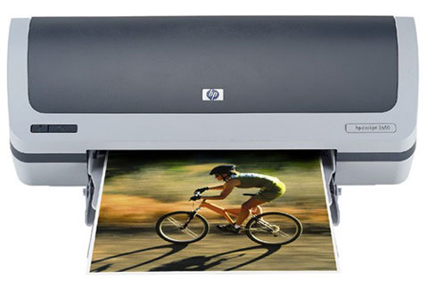 HP Deskjet 3650 Ink Cartridges