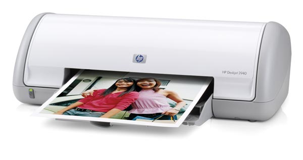 HP Deskjet 3940 Ink Cartridges