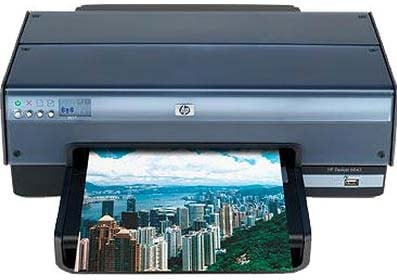 HP Deskjet 6843 Ink Cartridges