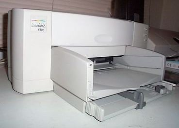 HP DESKJET 810C DRIVER WINDOWS
