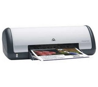 HP Deskjet D1415 Ink Cartridges